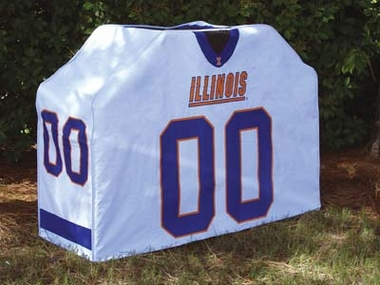 Illinois Uniform Grill Cover