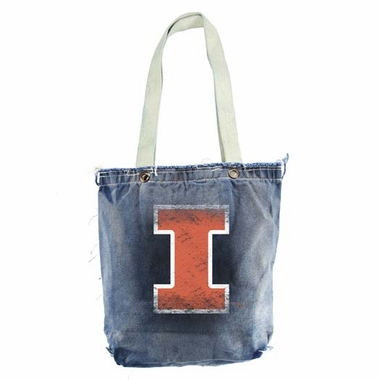 Illinois Vintage Shopper (Denim)