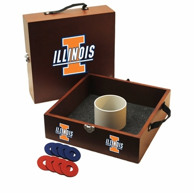 Illinois Washer Toss Game