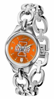 Illinois Women's Eclipse Anonized Watch