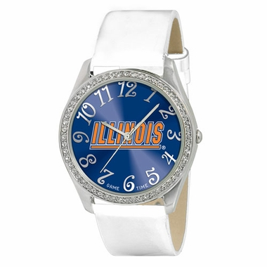 Illinois Women's Glitz Watch