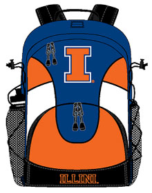 Illinois Youth Back Pack