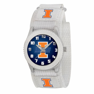 Illinois Youth Rookie Watch (White)
