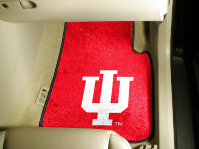 Indiana 2 Piece Car Mats