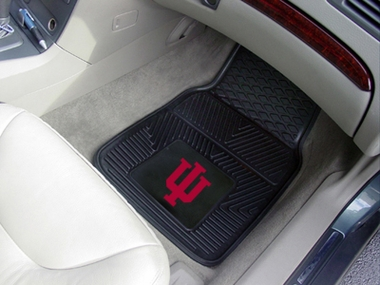 Indiana 2 Piece Heavy Duty Vinyl Car Mats