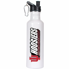 Indiana 26oz Stainless Steel Water Bottle (White)
