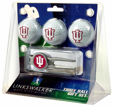 Indiana 3 Ball Gift Pack With Kool Tool