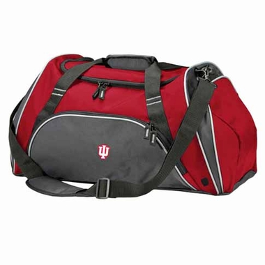 Indiana Action Duffle (Color: Red)