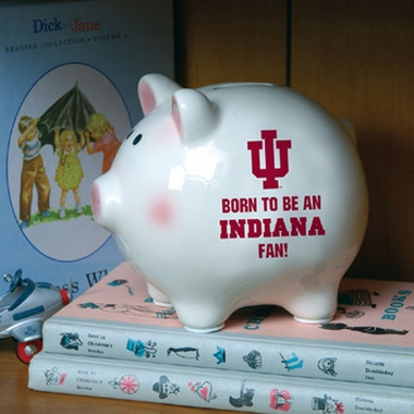 Indiana (Born to Be) Piggy Bank