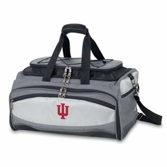 Indiana Buccaneer Tailgating Embroidered Cooler (Black)