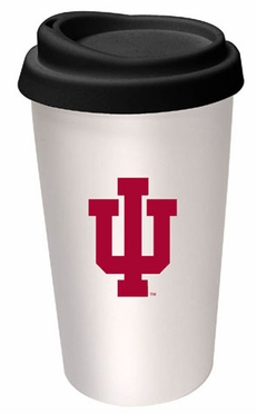 Indiana Ceramic Travel Cup