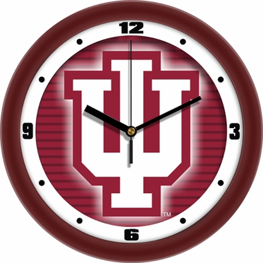 Indiana Dimension Wall Clock