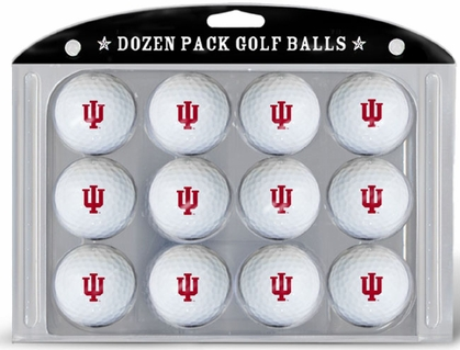 Indiana Dozen Golf Balls