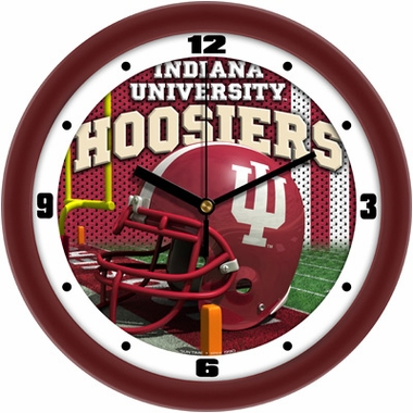 Indiana Helmet Wall Clock