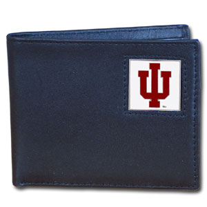 Indiana Leather Bifold Wallet