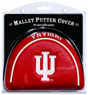 Indiana Mallet Putter Cover