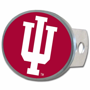 Indiana Oval Metal Hitch Cover