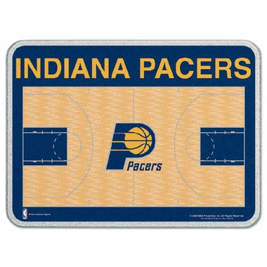 Indiana Pacers 11 x 15 Glass Cutting Board
