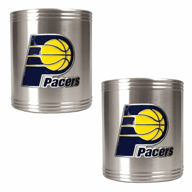 Indiana Pacers 2 Can Holder Set