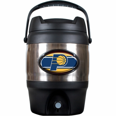 Indiana Pacers 3 Gallon Stainless Steel Jug
