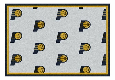 "Indiana Pacers 5'4"" x 7'8"" Premium Pattern Rug"