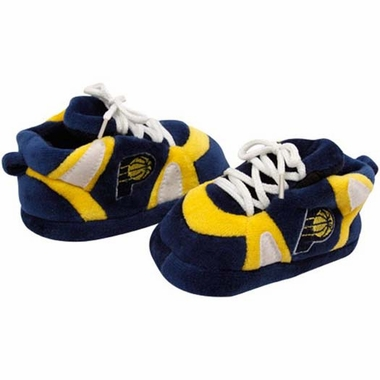 Indiana Pacers Baby Slippers
