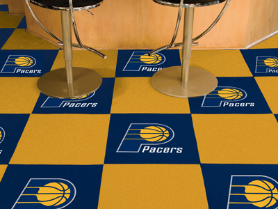 Indiana Pacers Carpet Tiles