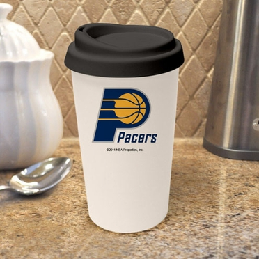 Indiana Pacers Ceramic Travel Cup