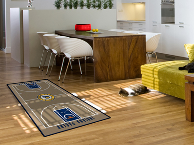 Indiana Pacers Court Runner Rug