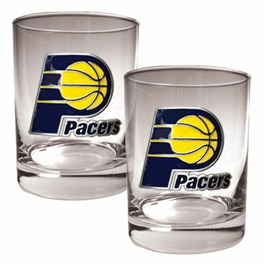 Indiana Pacers Double Rocks Set