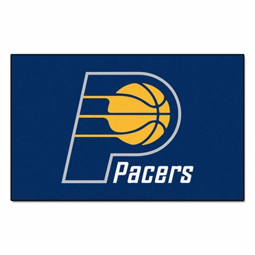 Indiana Pacers Economy 5 Foot x 8 Foot Mat