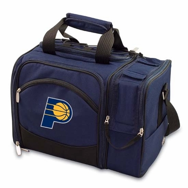 Indiana Pacers Malibu Picnic Cooler (Navy)