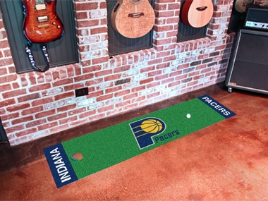 Indiana Pacers Putting Green Mat