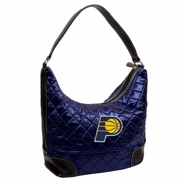 Indiana Pacers Quilted Hobo Purse
