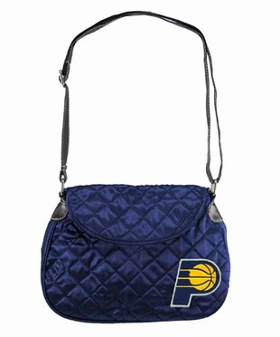 Indiana Pacers Quilted Saddlebag