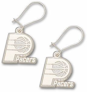 Indiana Pacers Sterling Silver Post or Dangle Earrings