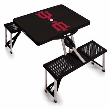 Indiana Picnic Table (Black)