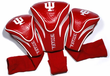 Indiana Set of Three Contour Headcovers