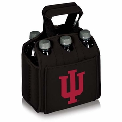 Indiana Six Pack (Black)
