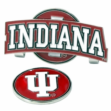 Indiana Slider Clip With Ball Marker