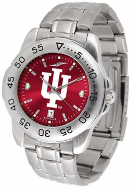 Indiana Sport Anonized Men's Steel Band Watch