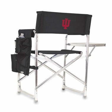 Indiana Sports Chair (Black)