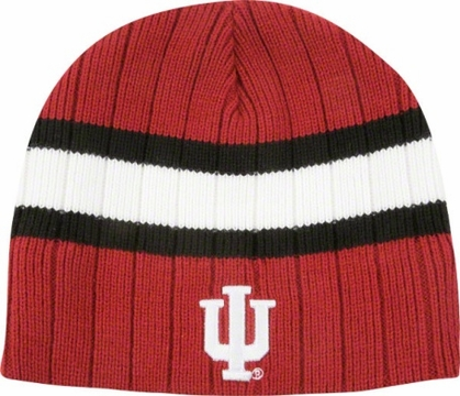 Indiana Stinger Cuffless Knit Hat Beanie