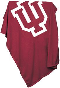 Indiana Sweatshirt Blanket