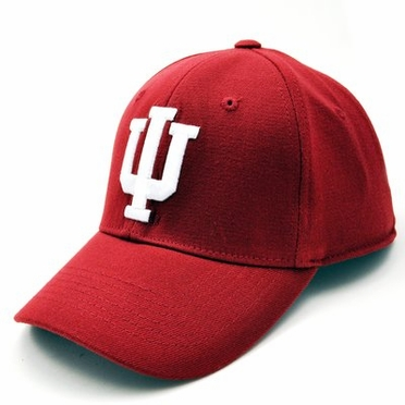 Indiana Team Color Premium FlexFit Hat