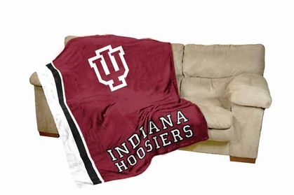 Indiana UltraSoft Blanket