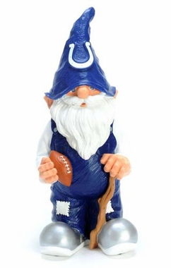 Indianapolis Colts 11 Inch Garden Gnome