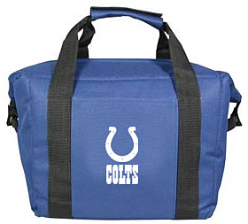 Indianapolis Colts 12 Pack Kolder Cooler Bag