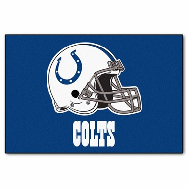 Indianapolis Colts 20 x 30 Rug