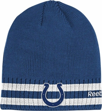 Indianapolis Colts 2011 Sideline Cuffless Knit Hat